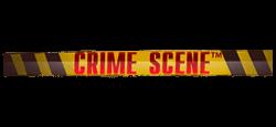 Crime Scene - logo