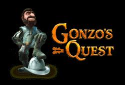 Gonzo's Quest - logo
