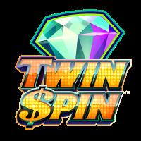 Twin Spin - logo