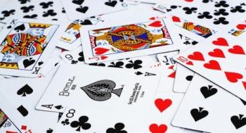 Karty do gry pochodzą z Chin