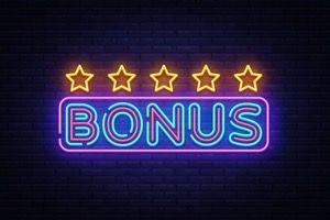 bonus w kasynie