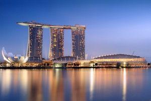 Widok Singapuru