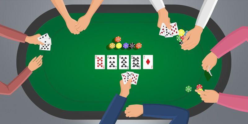 Typy zakładów w pokerze
