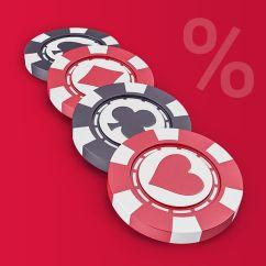 szanse na pokera