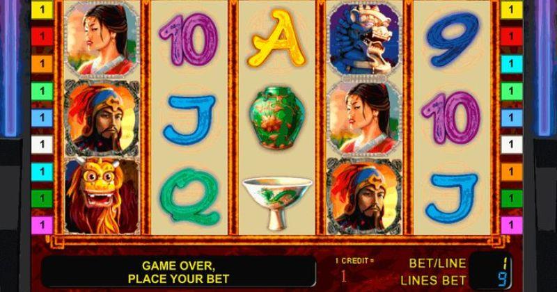 Zagraj w Dynasty of Ming automat online od Novomatic za darmo już teraz | Kasynos Online