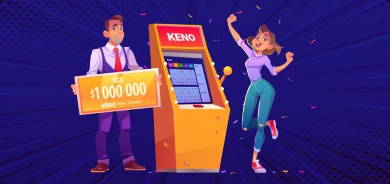 Zwycięzca keno online