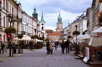 Kasyna w Lublinie