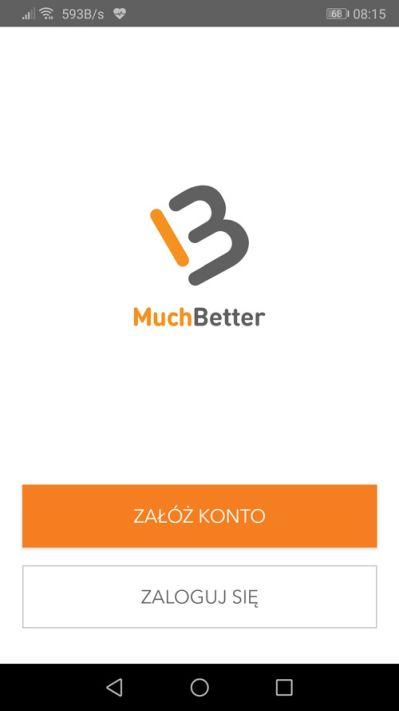 Pobierz i zainstaluj aplikację MuchBetter