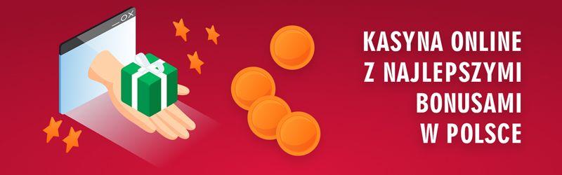 kasyna online z najlepszymi bonusami w polsce
