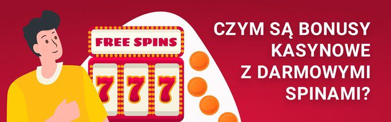 Czym są bonusy kasynowe z darmowymi spinami?
