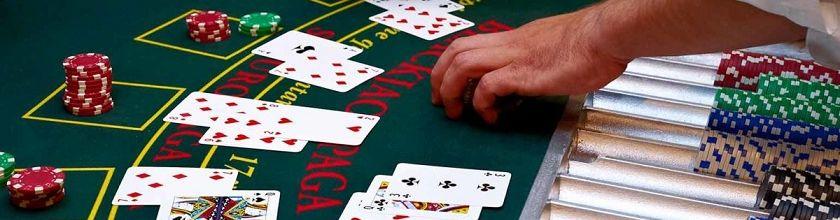 Casino game Blackjack na żywo