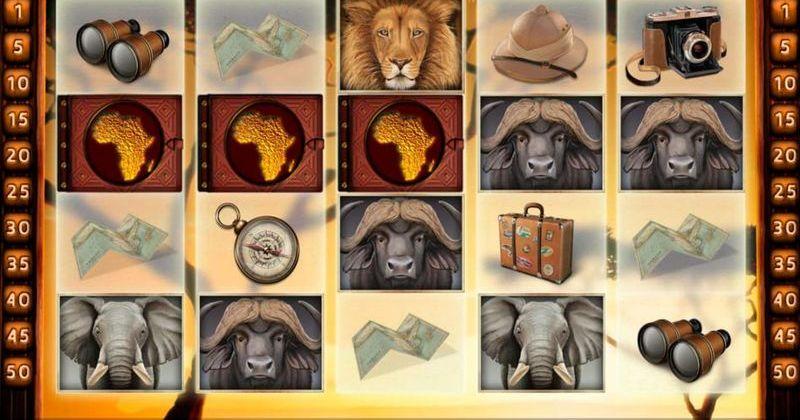 Zagraj w Safari automat online od Endorphina za darmo już teraz | Kasynos Online