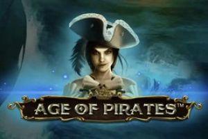 Age of Pirates automat online od Spinomenal