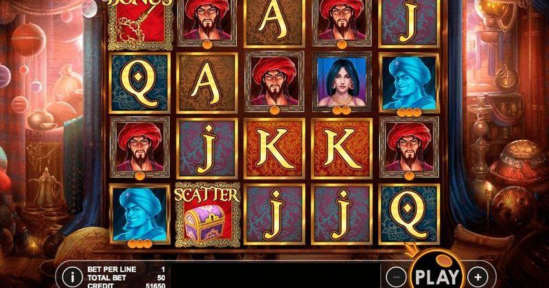 Zagraj w Aladdin's Treasure automat online od Pragmatic Play za darmo już teraz | Kasynos Online