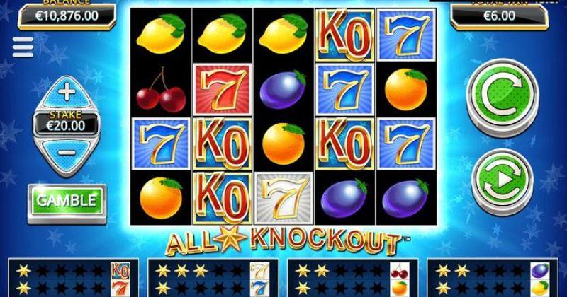 Zagraj w All Star KnockOut – slot online od Yggdrasil za darmo już teraz | Kasynos Online