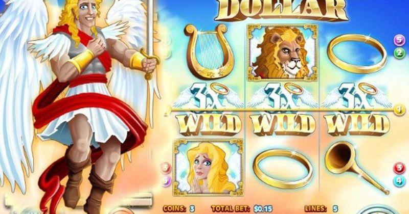 Zagraj w Almighty Dollar automat online od Rival za darmo już teraz | Kasynos Online