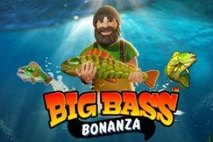 Big Bass Bonanza od Reel Kingdom
