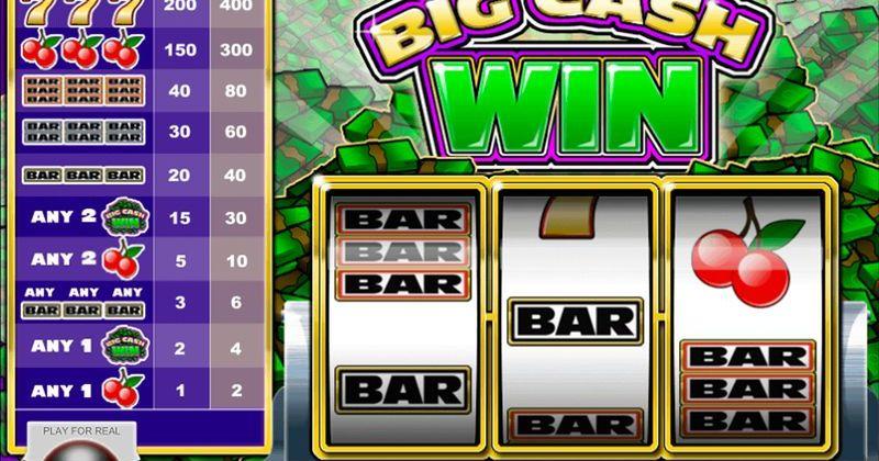 Zagraj w Big Cash Win automat online od Rival za darmo już teraz | Kasynos Online