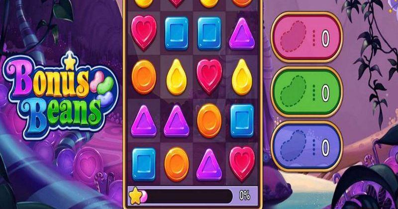 Zagraj w Bonus Beans automat online Push Gaming za darmo już teraz | Kasynos Online