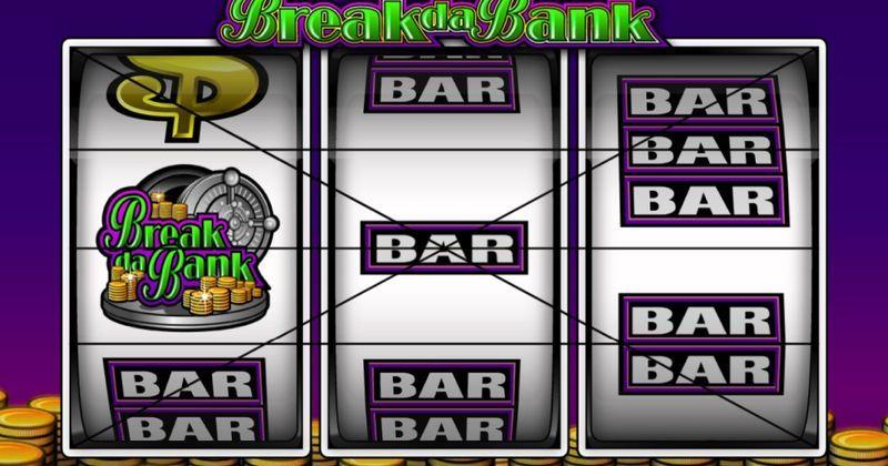 Zagraj w Break Da Bank automat online od Microgaming za darmo już teraz | Kasynos Online