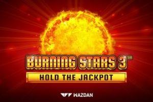 Burning Stars 3 od Wazdan