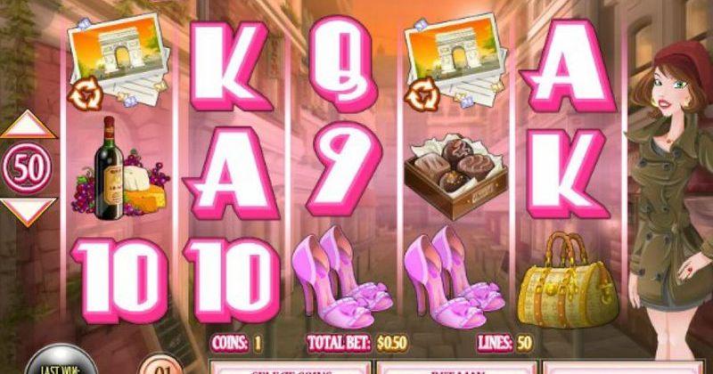 Zagraj w Champs Elysees automat online Rival Gaming za darmo już teraz   Kasynos Online