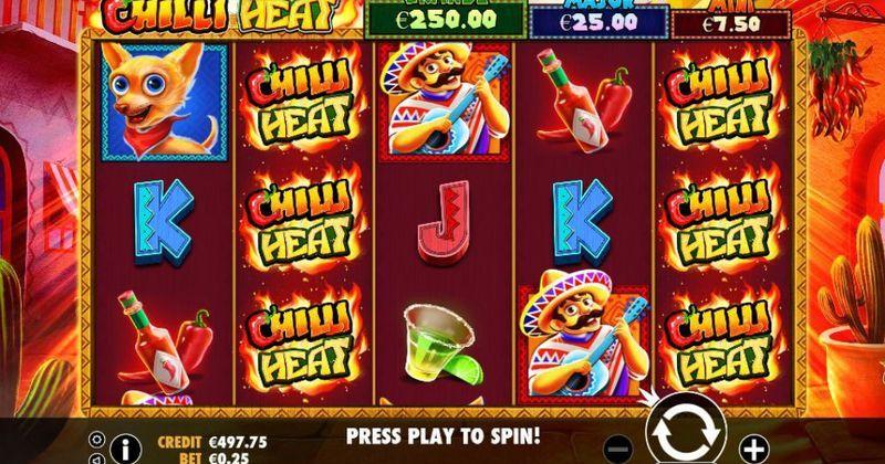Zagraj w Chilli Heat automat online Pragmatic Play za darmo już teraz | Kasynos Online