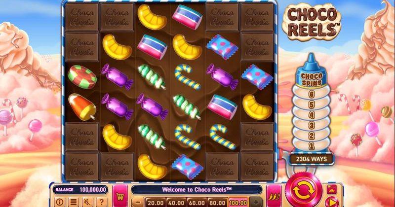 Zagraj w Choco Reels – automat online od Wazdan za darmo już teraz   Kasynos Online