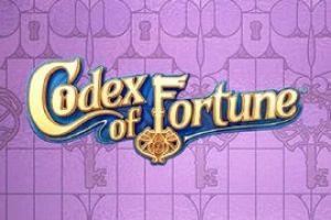 Codex of Fortune slot online od NetEnt