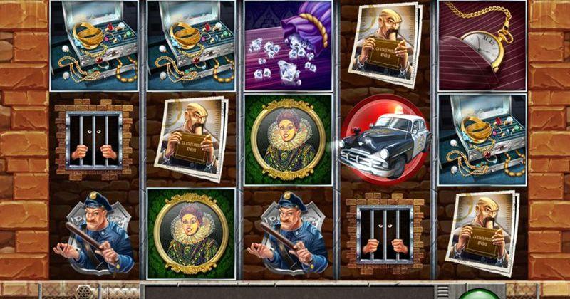 Zagraj w Cops'n'Robbers automat online od Play'n GO za darmo już teraz | Kasynos Online