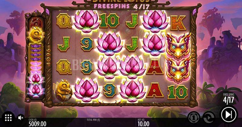 Zagraj w Divine Lotus automat online od Thunderkick za darmo już teraz | Kasynos Online