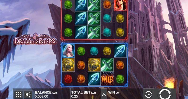 Zagraj w Dragon Sister automat online od Push Gaming za darmo już teraz | Kasynos Online