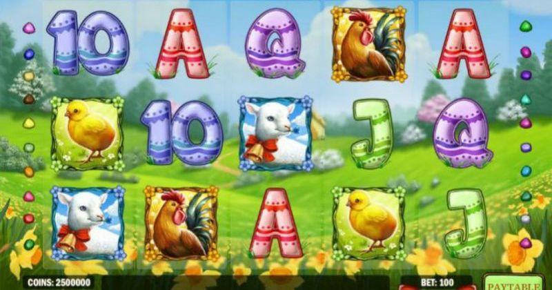 Zagraj w Easter Eggs automat online od Play'n GO za darmo już teraz | Kasynos Online