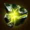 Żółty kamień