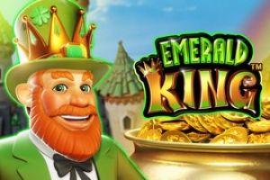 Emerald King slot online od Reel Kingdom