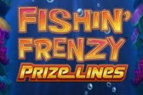 Fishin Frenzy Prize Lines od Blueprint Gaming