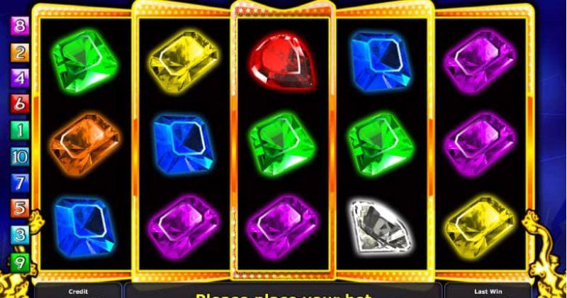 Zagraj w Gemstone Jackpot automat online od GreenTube za darmo już teraz   Kasynos Online
