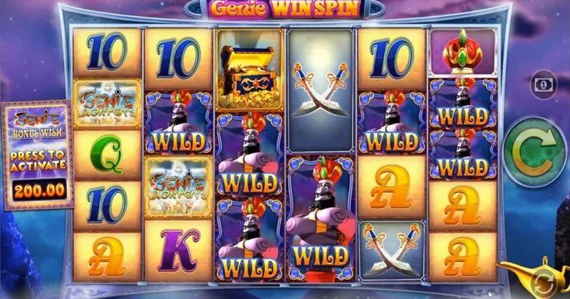 Zagraj w Genie Jackpots Megaways od Blueprint za darmo już teraz | Kasynos Online