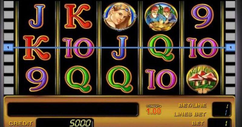 Zagraj w Gryphons Gold automat online od Novomatic za darmo już teraz | Kasynos Online