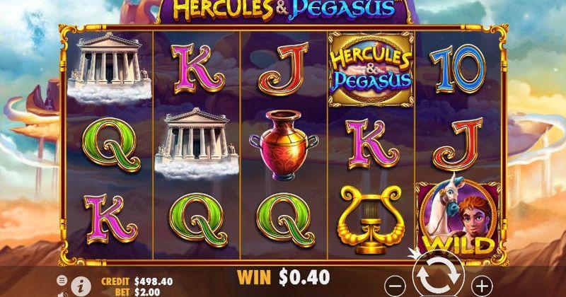 Zagraj w Hercules and Pegasus automat online od Pragmatic Play za darmo już teraz   Kasynos Online