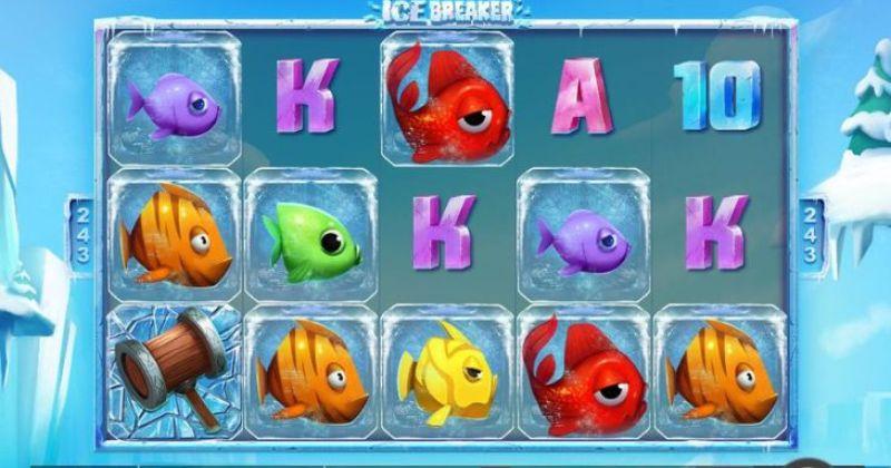 Zagraj w Ice Breaker automat online od Push Gaming za darmo już teraz | Kasynos Online