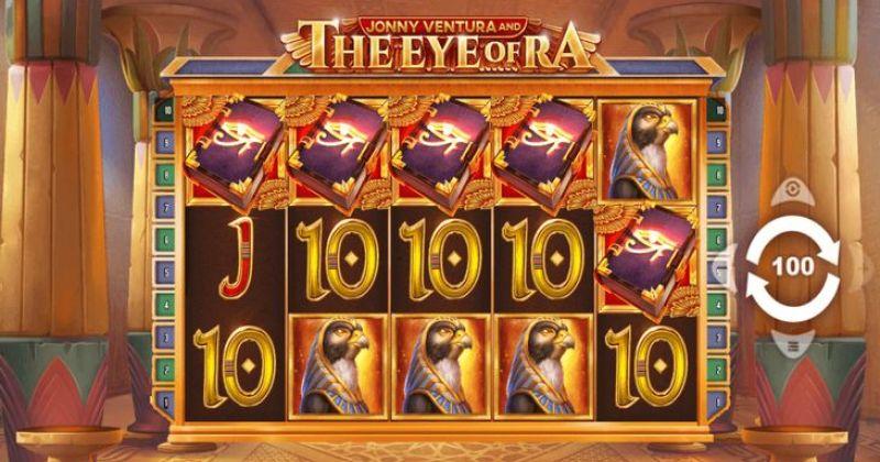 Zagraj w Jonny Ventura and the Eye of Ra automat online od Pariplay za darmo już teraz | Kasynos Online