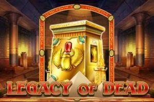 Legacy of Dead od Play'n Go