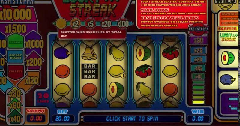 Zagraj w Lucky Streak automat online od Big Time Gaming za darmo już teraz | Kasynos Online