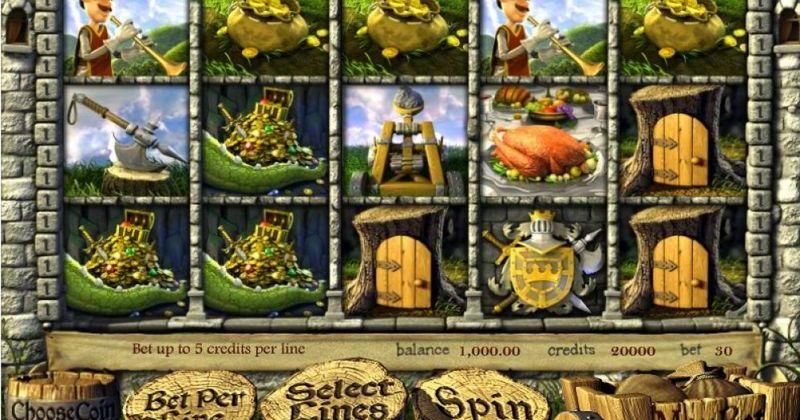 Zagraj w Once Upon a Time automat online od BetSoft za darmo już teraz | Kasynos Online