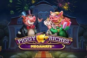 Piggy Riches Megaways automat online od Red Tiger
