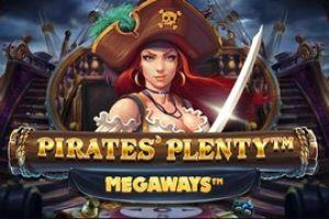 Pirates Plenty Megaways automat online od Red Tiger