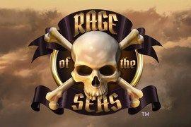 Rage of the Seas slot od NetEnt