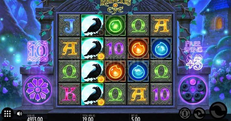 Zagraj w Ravens Eye automat online od Thunderkick za darmo już teraz | Kasynos Online