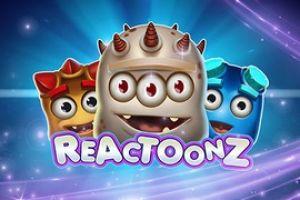 Reactoonz od Play'n Go - recenzja slotu